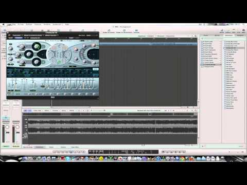 [HD] Tutoriel Logic Pro GRATUIT : Dubstep Basse