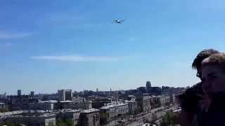 Victory Day Parade Rehearsal | Aviation