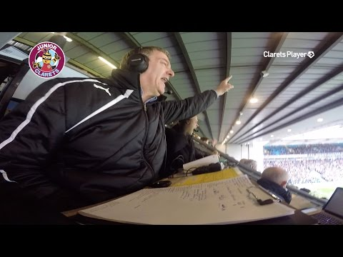 COMMS CAM | Scott Arfield v Rovers