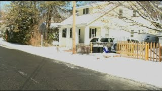 Area residents happy to watch snow melt quickly