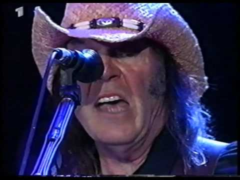 Neil Young Rock Am Ring 2002 pt1 Music Videos