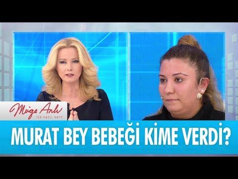 Murat Bey bebeğini kime evlatlık verdi - Müge Anlı İle Tatlı Sert 24 Ocak 2018