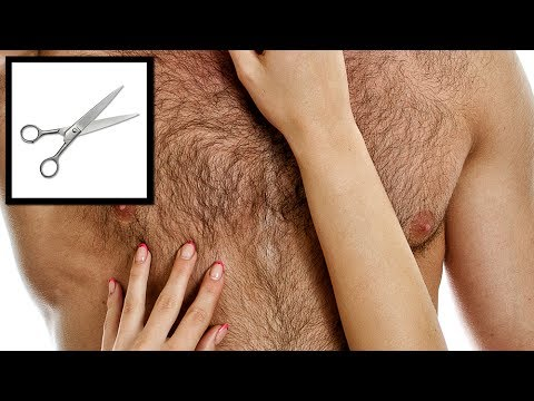Manscaping Tips - Let The Fur Fly!