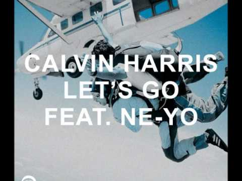 Calvin Harris Feat. Ne-yo - Lets Go (rachr Scarbeatz Edit) video
