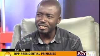 NPP Presidential Primaries - AM Talk (20-10-14)