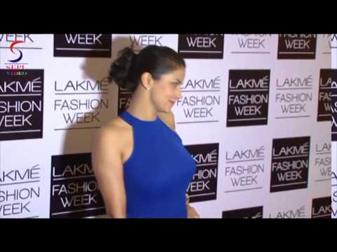 Gul Panag Royal Look At Lakme Fashion Week 2013 video