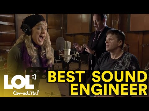 Sound Engineer's Hard Work [HD]