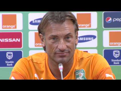 Côte D'Ivoire - Conférence de presse (31/01) - Orange Africa Cup of Nations, EQUATORIAL GUINEA 2015