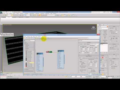 Botanic old room - часть 2 - моделирование пиковки в 3d max, состаренные материалы vray