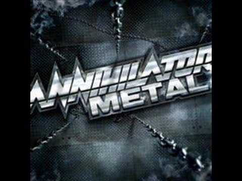 Annihilator - Smothered