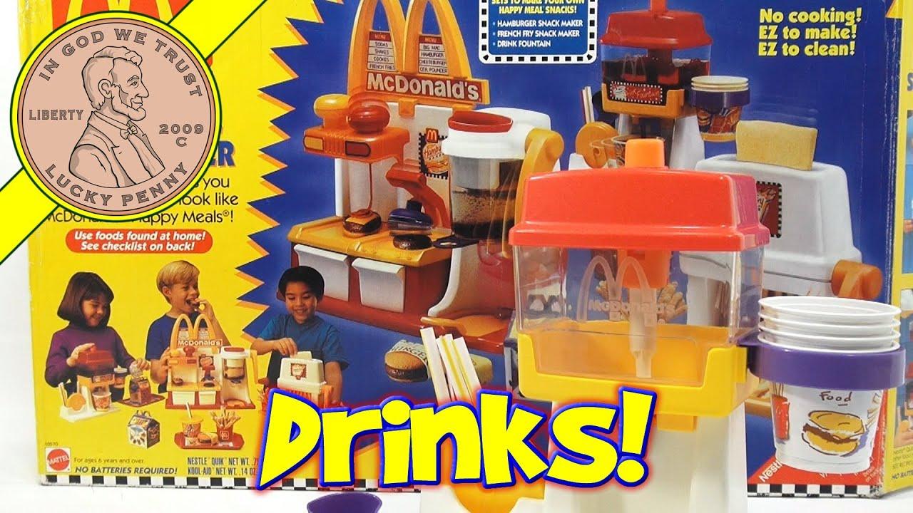 Mcdonalds Meals Mcdonald's Happy Meal Magic