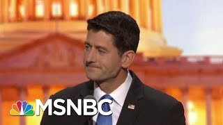 Watch Paul Ryan Own Himself For Growing The Deficit | The Beat With Ari Melber | MSNBC