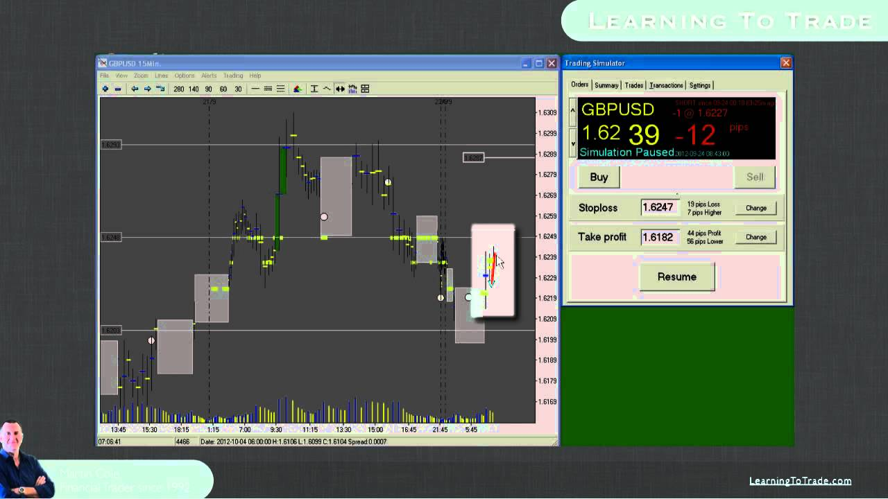 Simulatore Trading