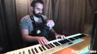 Отец 99 уровня / Father 99 level (Bearded Piano - Lullaby to my Baby)