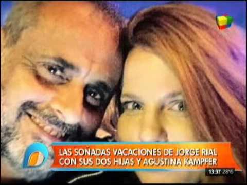 Jorge Rial volvió a Intrusos y mostró sus tatuajes en vivo