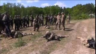 US Ukraine Army Training׃ US Army Europe chief sees progress in training Ukrainian soldiers