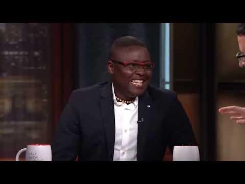 Last Week Tonight with John Oliver: Uganda and Pepe Julian Onziema Pt. 1 (HBO)