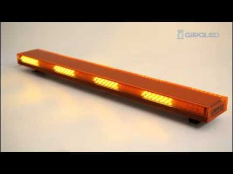 Barra led flexible