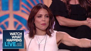 Bethenny Frankel Talks #RHOA Drama | RHONY | WWHL