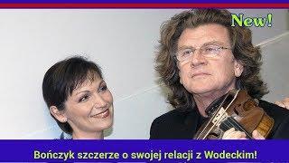 """Bończyk szczerze o swojej relacji z Wodeckim! """"Nikomu nic nie zabrałam, nie wyrządziłam krzywdy"""""""