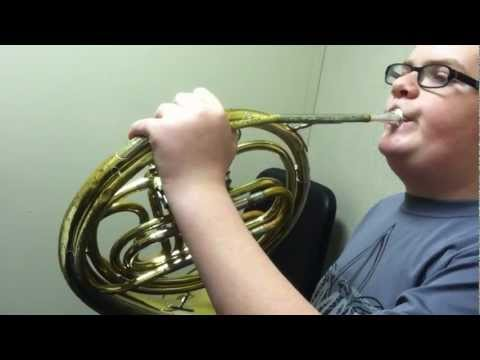 Dearth Vader French Horn Style