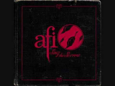 AFI - Dancing Through Sunday w/ Lyrics
