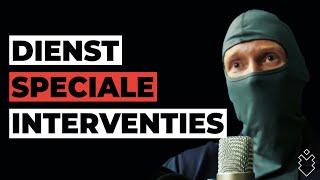 #21 - Scherpschutters - Dienst Speciale Interventies (DSI)