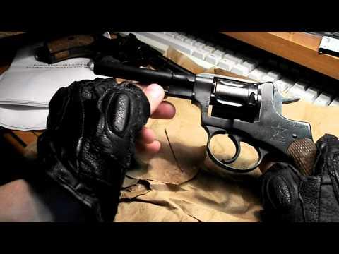 Сигнальный револьвер Наган Р-2 Ижмаш