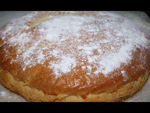 Египетский пирог  Очень простой рецепт