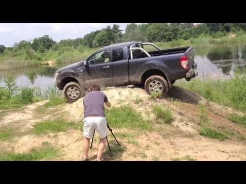 Ford Ranger Off Road Test Part II