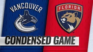 Vancouver Canucks vs Florida Panthers – Oct.13, 2018   Game Highlights   NHL 18/19   Обзор матча