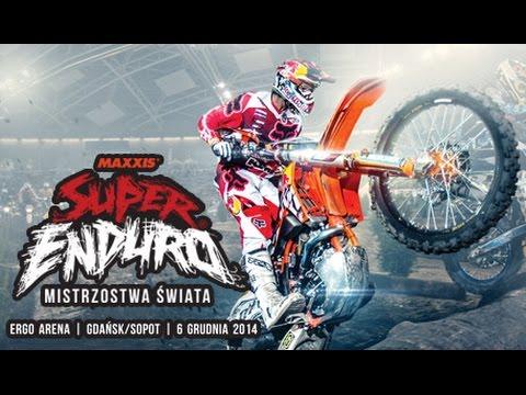 Mistrzostwa Świata Super Enduro FIM Gdańsk 2014