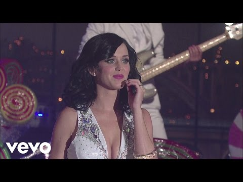 Katy Perry - Firework (live On Letterman) video