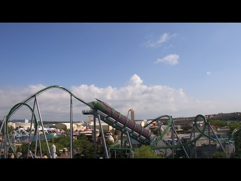 Doctor Doom's Fearfall, Islands of Adventure, Universal Orlando HD (1080p)