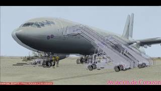 Fs2004 - Fuerza Aérea Reino Unido SPJC - ENGM - UUDD