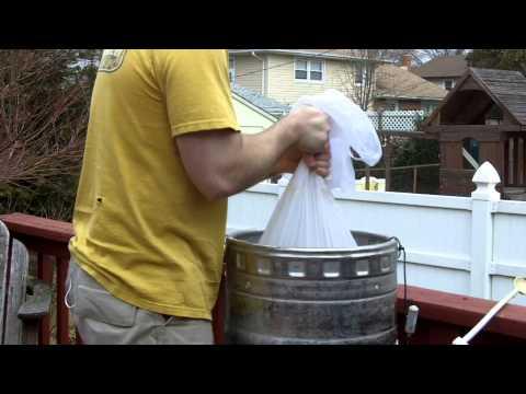 BIAB: Brew in a Bag Brew Day