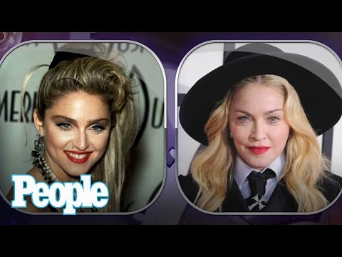 From Material Girl to Her Madgesty: Madonna's Changing Looks - PEOPLE