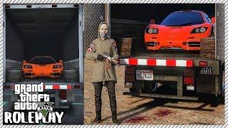 GTA 5 Roleplay - STEALING $20,000,000 SUPERCAR | RedlineRP #589