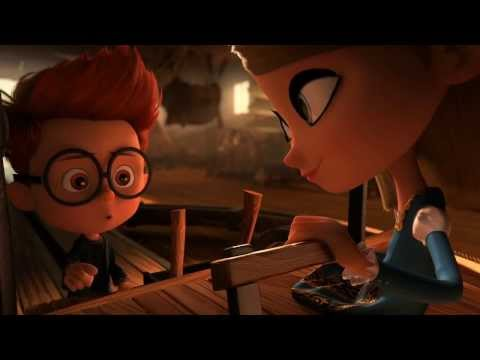 Mr  Peabody & Sherman Interview With Rob Minkoff And Tiffany Ward
