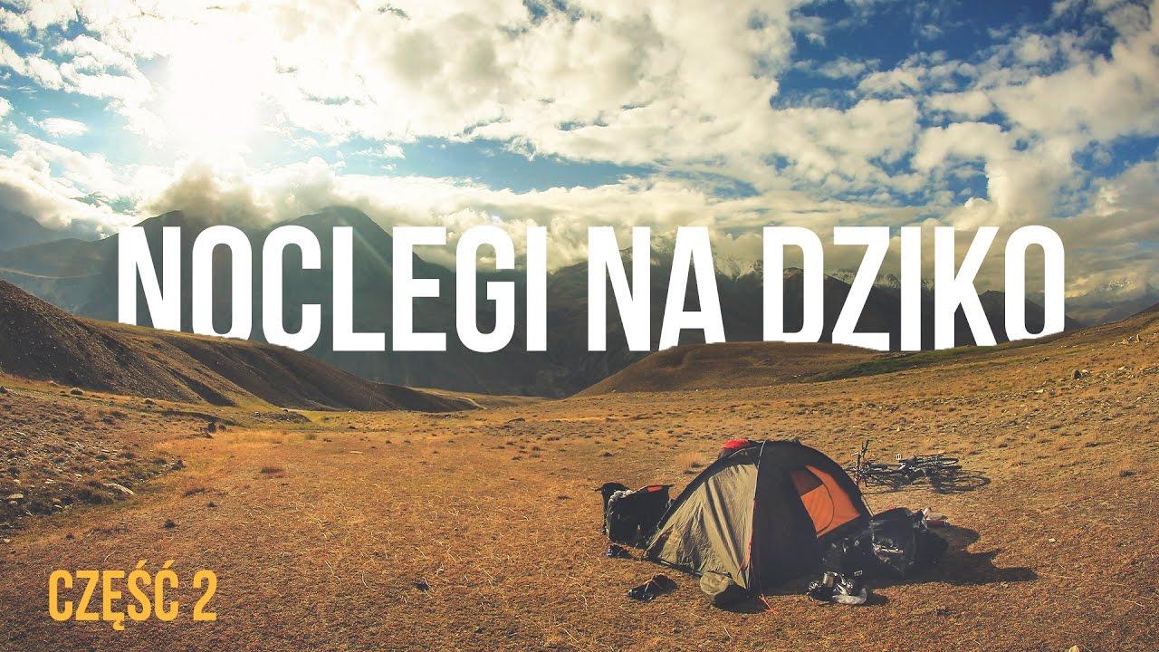 Nie daj się OKRAŚĆ i ZJEŚĆ pod namiotem - PRAKTYCZNA POGADANKA 02 | Kołem Się Toczy
