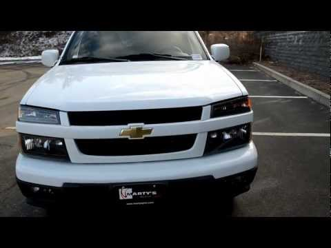 2012 Chevy Colorado Walkaround