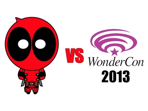 Deadpool vs WonderCon 2013