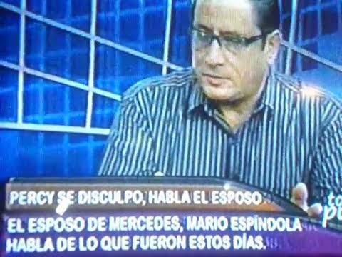 ELE Y CLIP PERCY FERNANDEZ MANOSEA UNA PERIODISTA DE SANTA CRUZ BOLIVIA