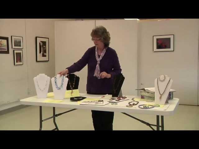 Columbia Art Center:  Jewelry Making Classes