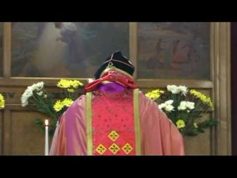 Holy Communion  Part 1  (carmel Marthoma Church, Liverpool) video