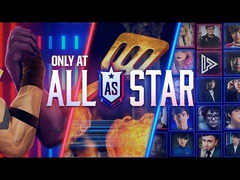 Only at All-Star | 2018 All-Star Event - League of Legends