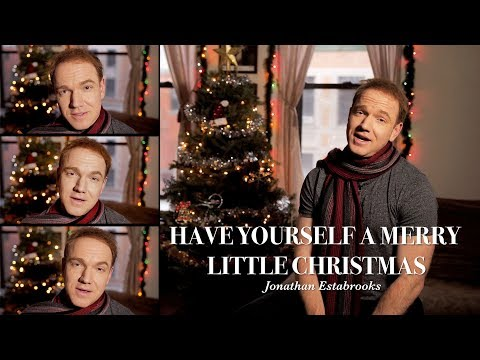 Michael Buble - HAVE YOURSELF A MERRY LITTLE CHRISTMAS | Jonathan Estabrooks