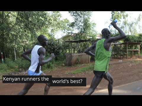 Kenyan Runners Thriving on The 80/10/10 Diet