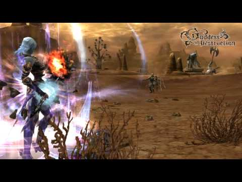 Lineage 2 Goddess of Destruction Wizard Skills