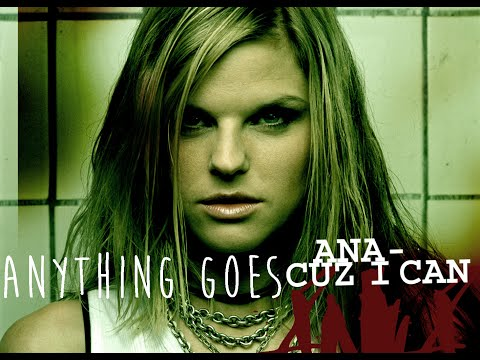 Ana Johnsson - Anything Goes